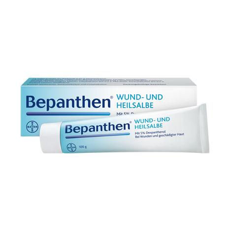 Bepanthen® Wund- und Heilsalbe*