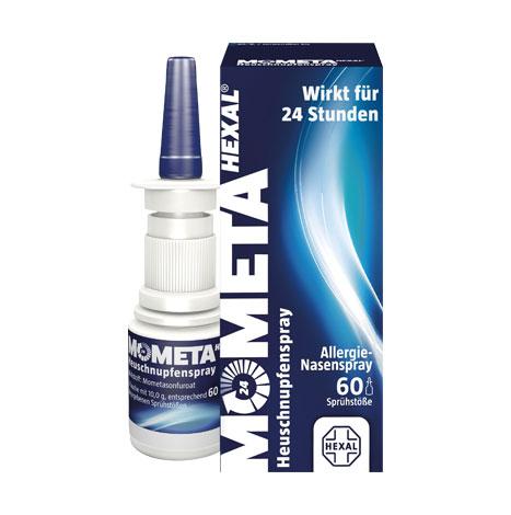 Mometa Hexal® Heuschnupfenspray*