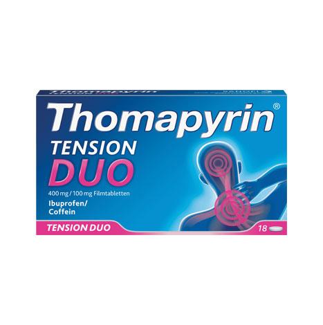 Thomapyrin® Tension Duo*