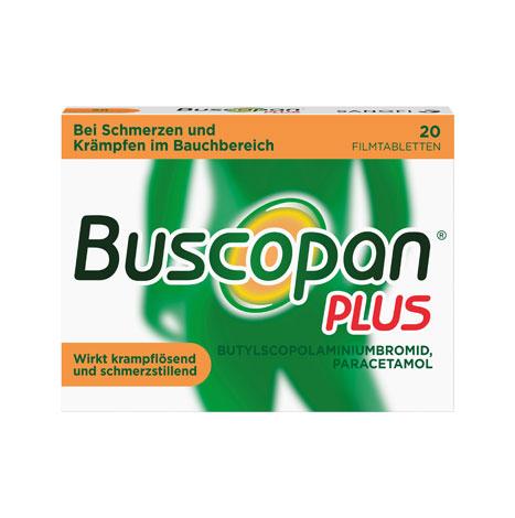 Buscopan® Plus*
