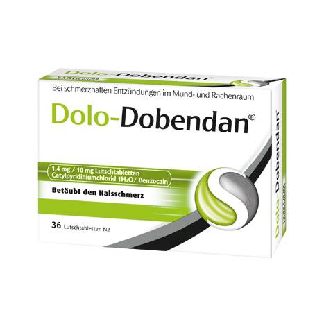 Dolo-Dobendan® Lutschtabletten*