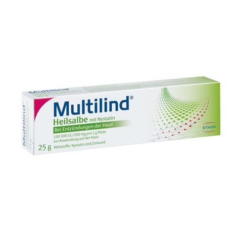 Multilind® Heilsalbe*