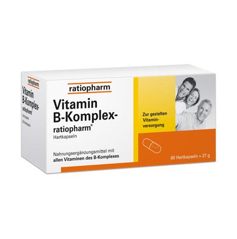 Vitamin B-Komplex ratiopharm®*